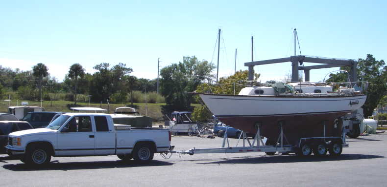 Sailboat Trailer For Sale >> Sail Trailers Home